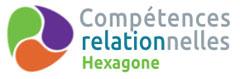 Logo Compétences relationnelles Hexagone