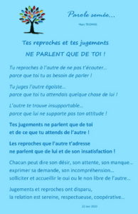 Jugements-reproches